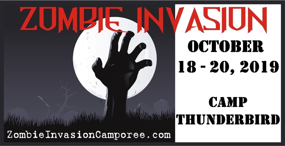 Pacific Harbors Council - Zombie Invasion Camporee