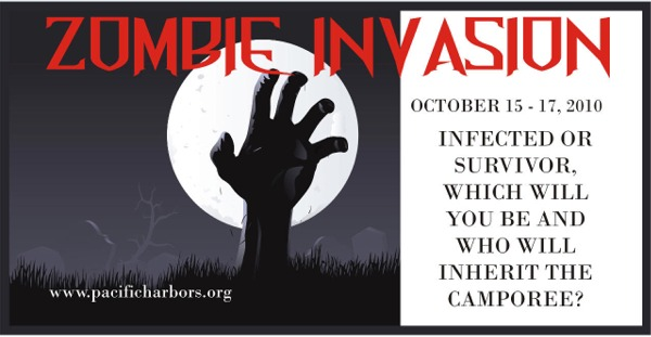 Zombie Invasion Camporee